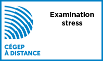 Launch the video Examination stress