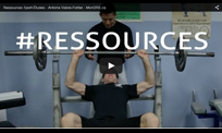 Lancer la vidéo Ressources
